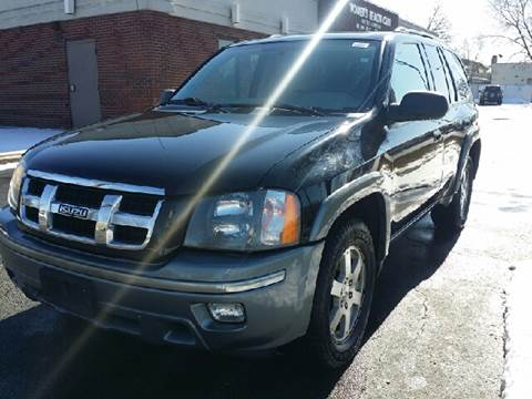 2007 Isuzu Ascender for sale at WEST END AUTO INC in Chicago IL