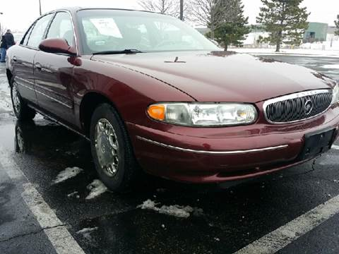 2001 Buick Century for sale at WEST END AUTO INC in Chicago IL