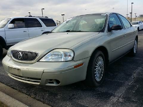 2004 Mercury Sable for sale at WEST END AUTO INC in Chicago IL