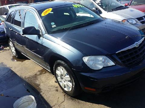 2008 Chrysler Pacifica for sale at WEST END AUTO INC in Chicago IL