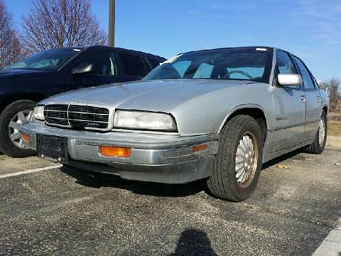 1994 Buick Regal for sale at WEST END AUTO INC in Chicago IL