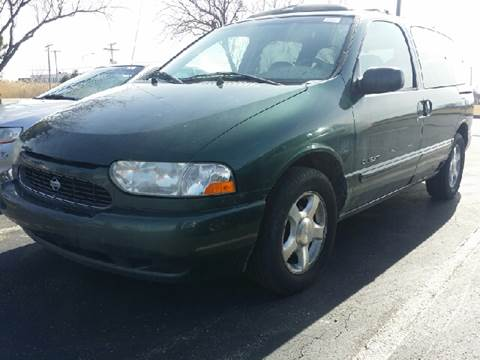 1999 Nissan Quest for sale at WEST END AUTO INC in Chicago IL