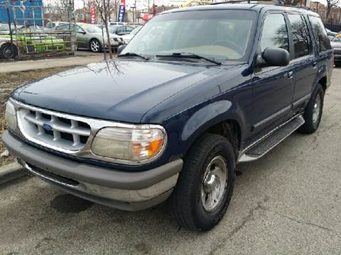 1996 Ford Explorer for sale at WEST END AUTO INC in Chicago IL