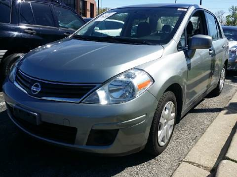 2010 Nissan Versa for sale at WEST END AUTO INC in Chicago IL