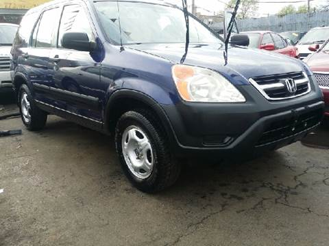 2003 Honda CR-V for sale at WEST END AUTO INC in Chicago IL