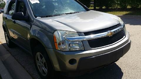 2006 Chevrolet Equinox for sale at WEST END AUTO INC in Chicago IL