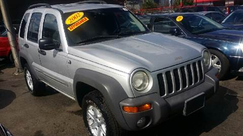 2002 Jeep Liberty for sale at WEST END AUTO INC in Chicago IL