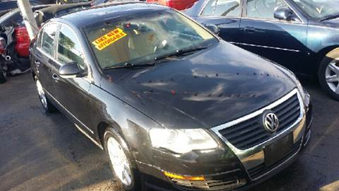 2006 Volkswagen Passat for sale at WEST END AUTO INC in Chicago IL