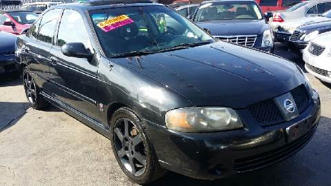 2004 Nissan Sentra for sale at WEST END AUTO INC in Chicago IL