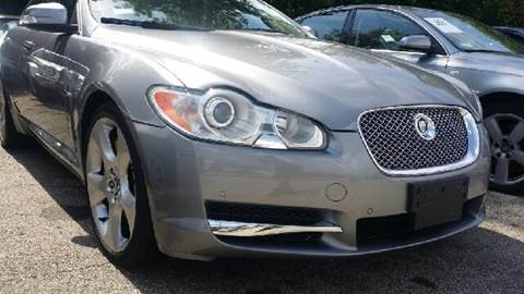 2009 Jaguar XF for sale at WEST END AUTO INC in Chicago IL