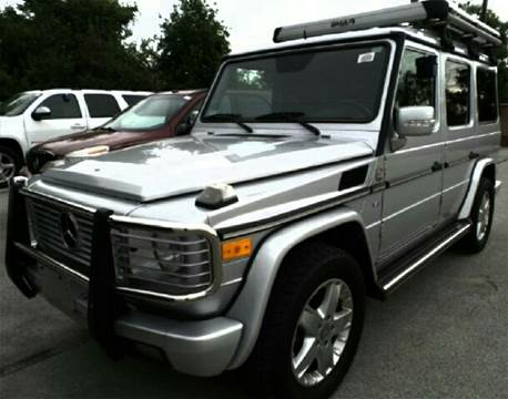 2007 Mercedes-Benz G-Class for sale at WEST END AUTO INC in Chicago IL