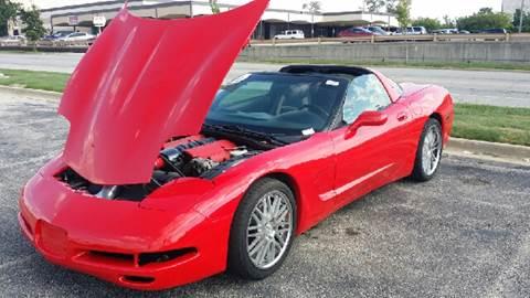 2000 Chevrolet Corvette for sale at WEST END AUTO INC in Chicago IL