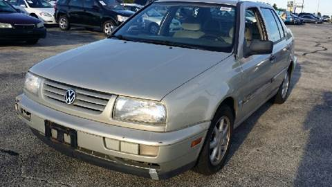 1998 Volkswagen Jetta for sale at WEST END AUTO INC in Chicago IL