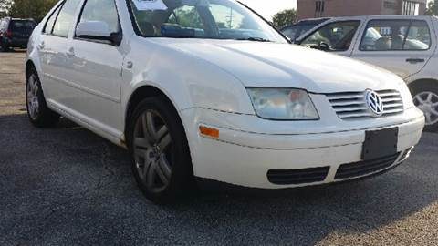 2003 Volkswagen Jetta for sale at WEST END AUTO INC in Chicago IL