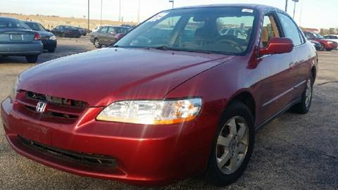 2000 Honda Accord for sale at WEST END AUTO INC in Chicago IL