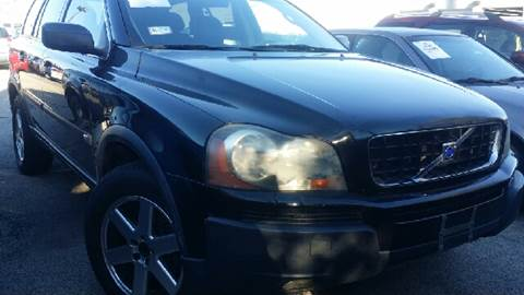 2003 Volvo XC90 for sale at WEST END AUTO INC in Chicago IL