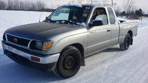1995 Toyota Tacoma for sale at WEST END AUTO INC in Chicago IL