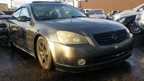 2005 Nissan Altima for sale at WEST END AUTO INC in Chicago IL