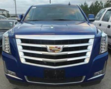 2015 Cadillac Escalade ESV for sale at WEST END AUTO INC in Chicago IL