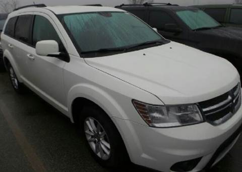 2014 Dodge Journey for sale at WEST END AUTO INC in Chicago IL