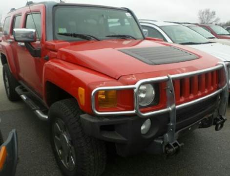 2007 HUMMER H3 for sale at WEST END AUTO INC in Chicago IL