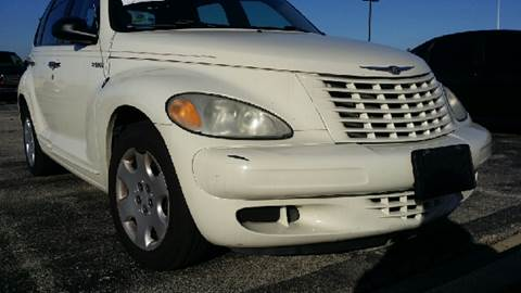 2004 Chrysler PT Cruiser for sale at WEST END AUTO INC in Chicago IL