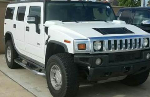 2006 HUMMER H2 SUT for sale at WEST END AUTO INC in Chicago IL