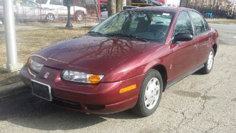 2001 Saturn S-Series for sale at WEST END AUTO INC in Chicago IL