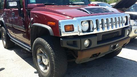 2005 HUMMER H2 for sale at WEST END AUTO INC in Chicago IL