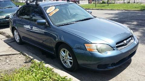 2005 Subaru Legacy for sale at WEST END AUTO INC in Chicago IL