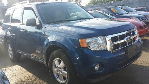 2008 Ford Escape for sale at WEST END AUTO INC in Chicago IL