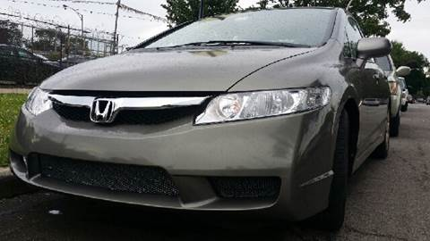 2008 Honda Civic for sale at WEST END AUTO INC in Chicago IL