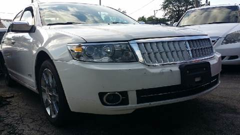 2008 Lincoln MKZ for sale at WEST END AUTO INC in Chicago IL