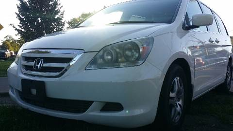 2006 Honda Odyssey for sale at WEST END AUTO INC in Chicago IL