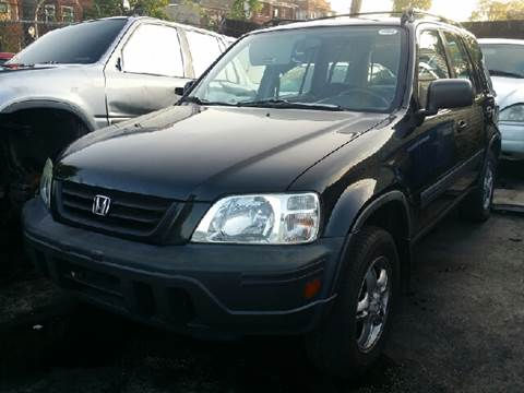 1997 Honda CR-V for sale at WEST END AUTO INC in Chicago IL
