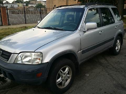 2001 Honda CR-V for sale at WEST END AUTO INC in Chicago IL