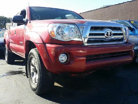 2007 Toyota Tacoma for sale at WEST END AUTO INC in Chicago IL