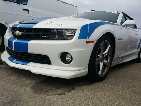 2012 Chevrolet Camaro for sale at WEST END AUTO INC in Chicago IL
