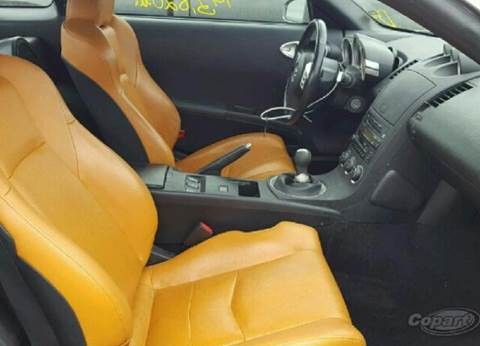 2004 Nissan 350Z for sale at WEST END AUTO INC in Chicago IL