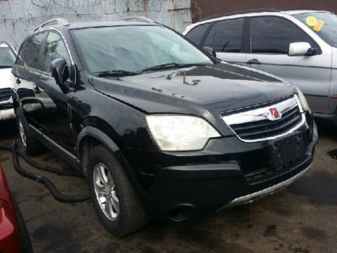 2008 Saturn Vue for sale at WEST END AUTO INC in Chicago IL