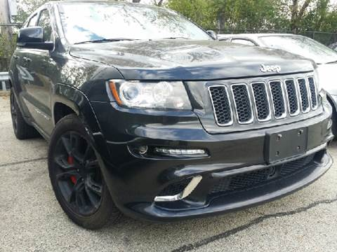 2012 Jeep Grand Cherokee for sale at WEST END AUTO INC in Chicago IL
