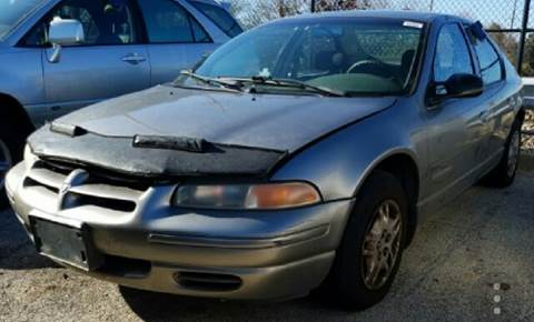 1999 Dodge Stratus for sale at WEST END AUTO INC in Chicago IL