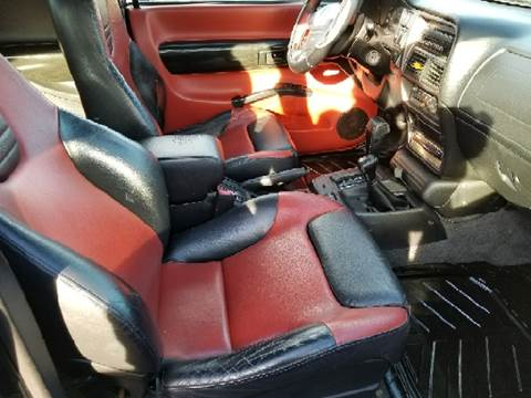 1999 Isuzu VehiCROSS for sale at WEST END AUTO INC in Chicago IL