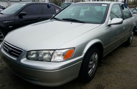 2001 Toyota Camry for sale at WEST END AUTO INC in Chicago IL