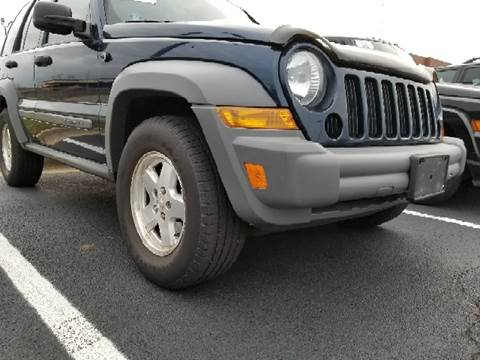 2005 Jeep Liberty for sale at WEST END AUTO INC in Chicago IL