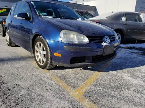 2007 Volkswagen Rabbit for sale at WEST END AUTO INC in Chicago IL