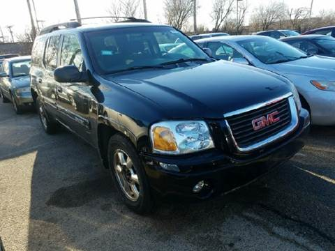 2004 GMC Envoy XL for sale at WEST END AUTO INC in Chicago IL