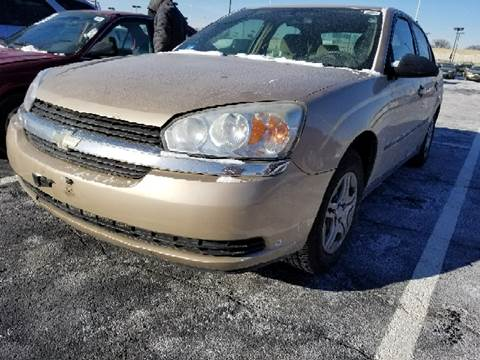 2005 Chevrolet Malibu for sale at WEST END AUTO INC in Chicago IL
