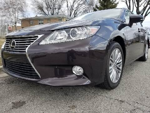2013 Lexus ES 350 for sale at WEST END AUTO INC in Chicago IL