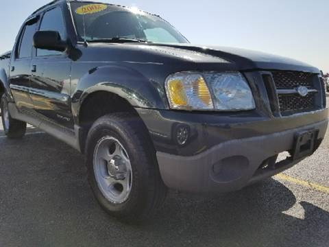 2002 Ford Explorer Sport Trac for sale at WEST END AUTO INC in Chicago IL